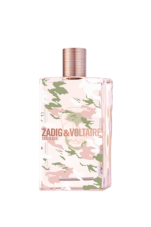 ZADIG & VOLTAIRE This is Her! THIS IS NO RULES!