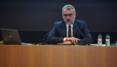 Marc Puig presenta los resultados económicos de 2018.