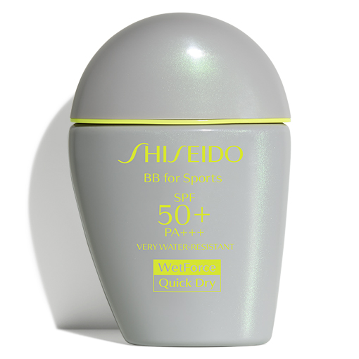 Shiseido BB for Sports SPF 50 +