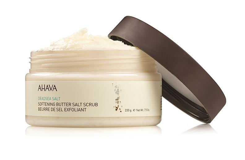 AHAVA Softening Butter Salt Scrub