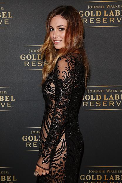 Actriz Blanca Suárez