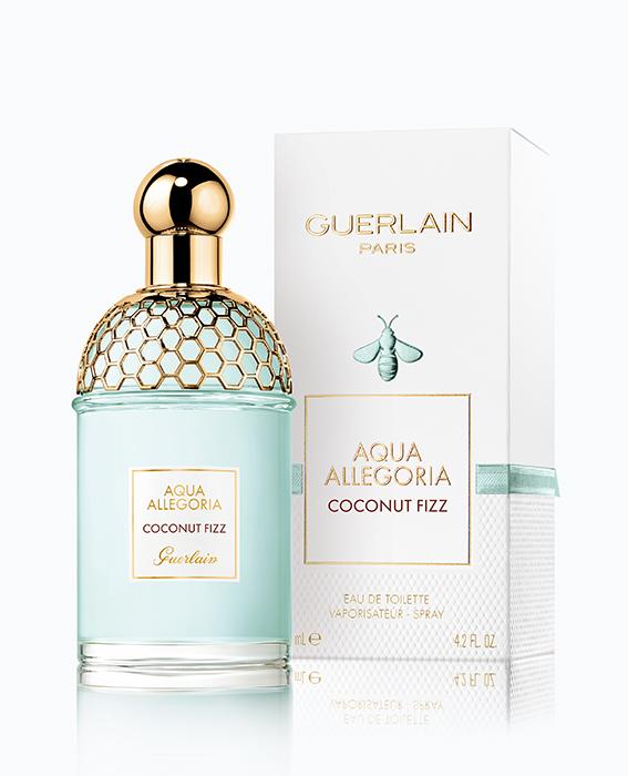 Coconut Fizz, Aqua Allegoria de Guerlain