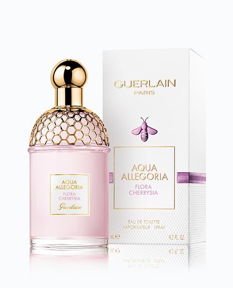Flora Cherrysia, Aqua Allegoria de Guerlain