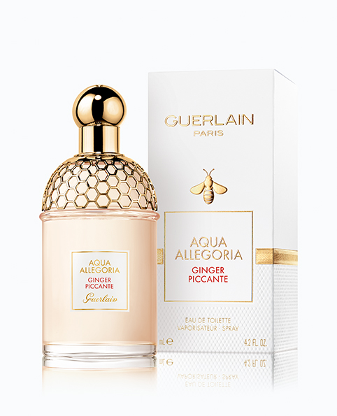 Ginger Piccante, Aqua Allegoria de Guerlain