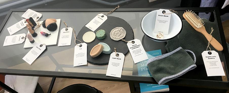 lush selección productos