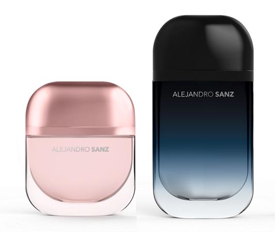 Mi Acorde, Alejandro Sanz perfumes