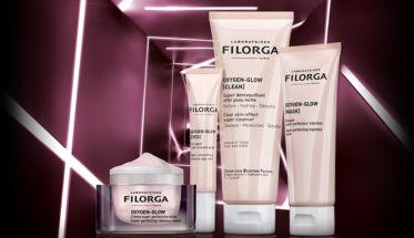 Filorga, Oxygen Glow para el post Colgate Palmolive compra Filorga