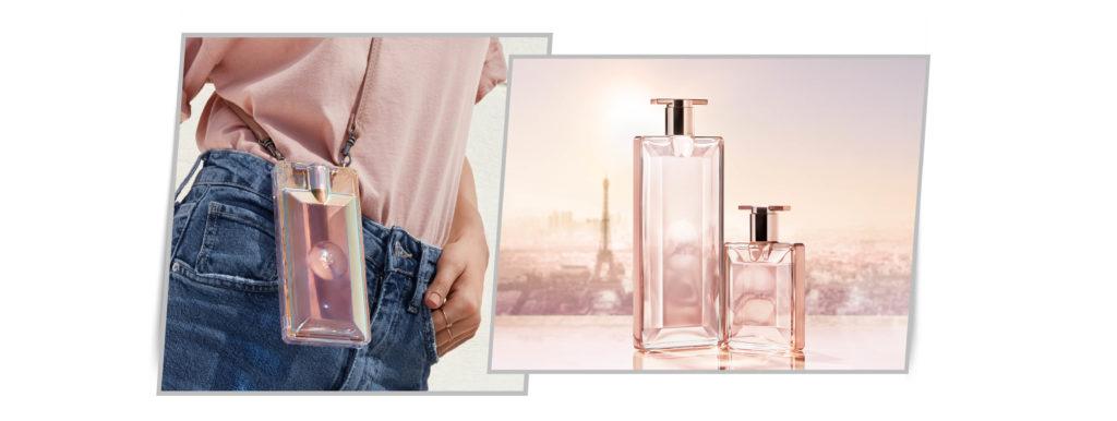 Idôle de Lancôme, nuevo perfume femenino
