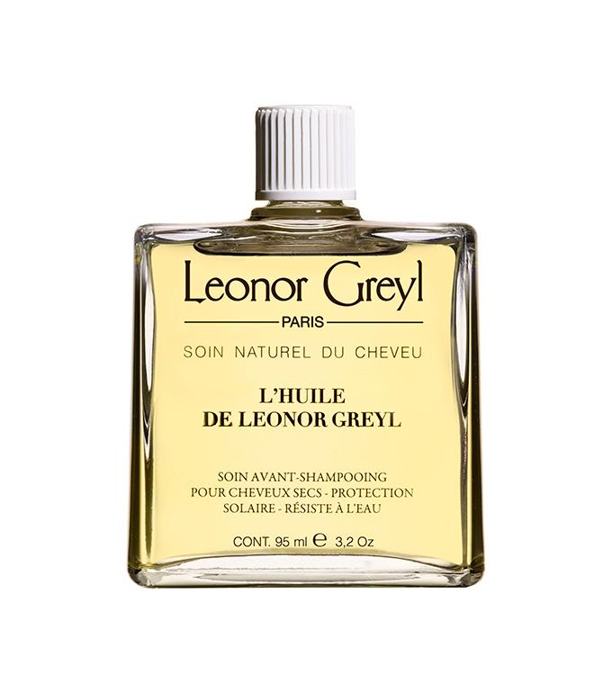 L'Huile, de Leonor Greyl, es un auténtico clásico de cuidado capilar, perfecto para utilizar en verano para nutrir en profundidad el pelo.