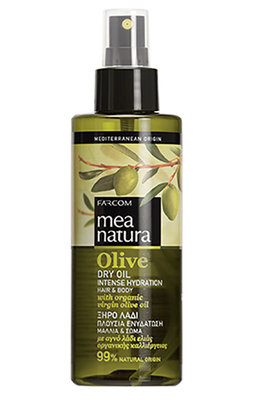MEA NATURA DRY OIL BODY AND HAIR