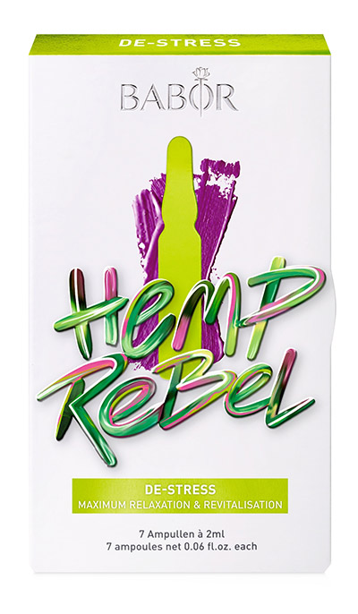 Babor Hemp Rebel De-Stress- Ampollas