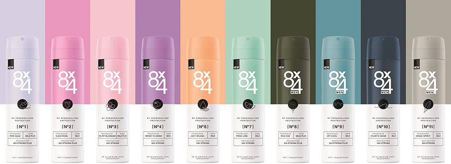 Beiersdorf Oscar Paul Desodorantes