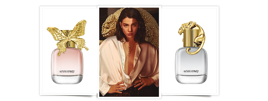 fragancias de Aristocrazy
