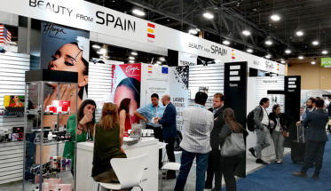 Exportación de perfumes y cosméticos. Cosmoprof BeautyFromSpain