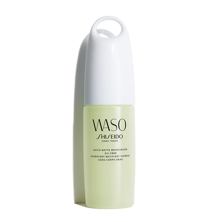 Hidratante Shideido Waso Oil Free