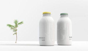 L'Oréal prepara una botella de papel para cosméticos