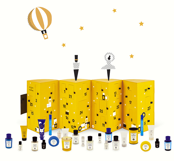 Calendario de Adviento de Acqua di Parma