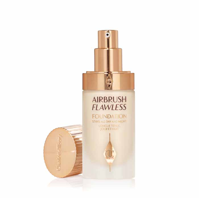 Airbrush Flawless Foundation de Charlotte Tilbury