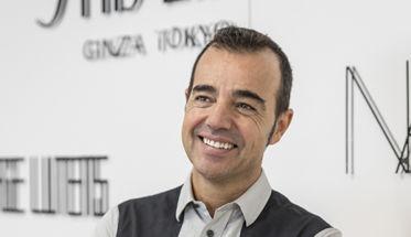 Entrevista a Frans Reina, presidente de Shiseido España