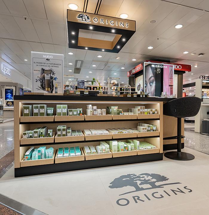Concept Store de Origins en El Corte Inglés de Castellana
