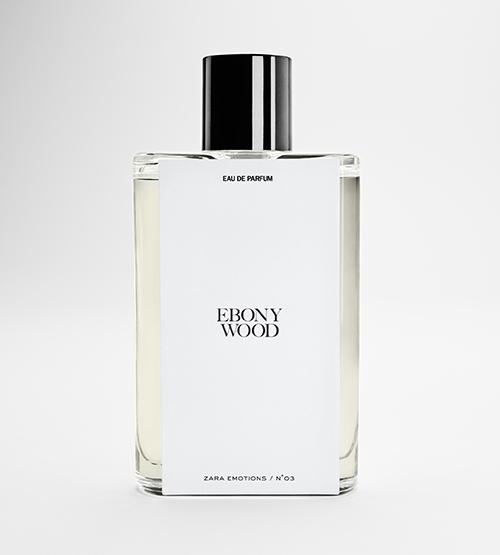 Ebony Woods perfume Zara Jo Malone