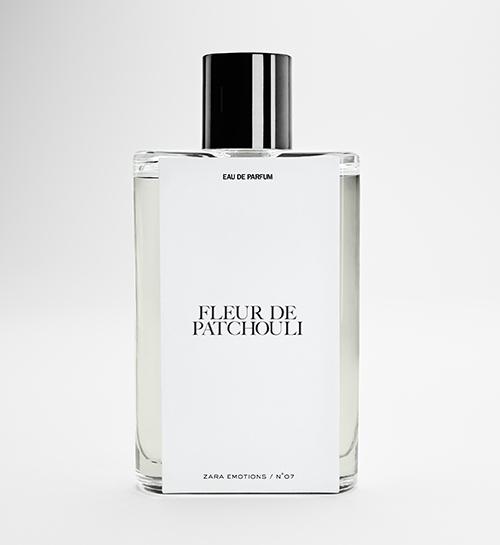 Fleur Patchouli perfume Zara Jo Malone