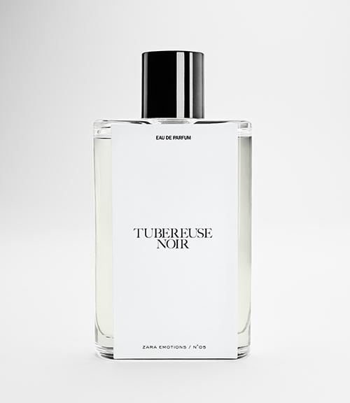 Tubereuse Noir perfume Zara Jo Malone