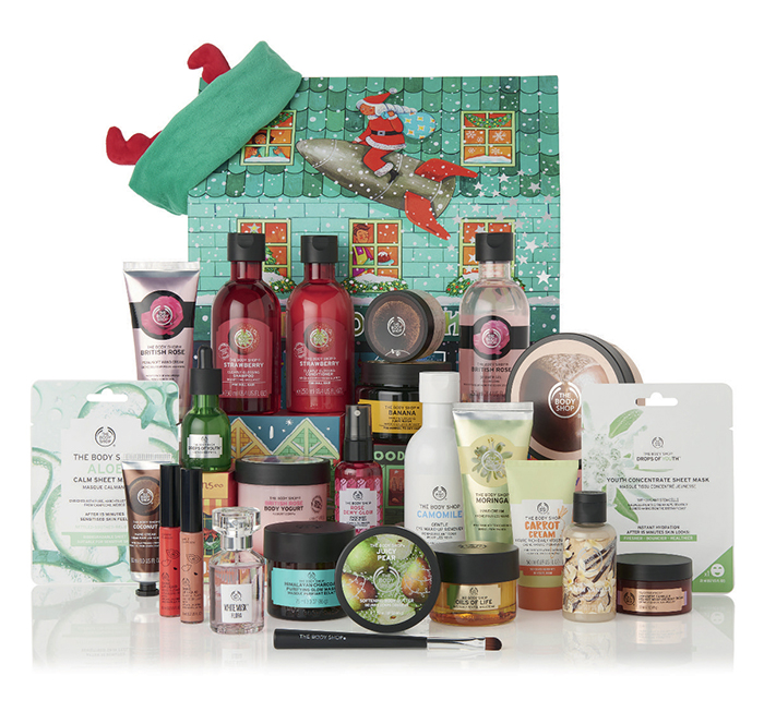 Calendario de Adviento Ultimate de The Body Shop