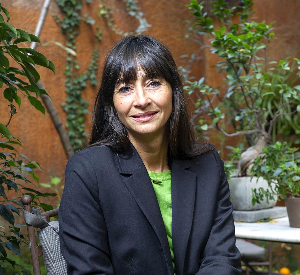 Beatrice Aguilar, perfumista independiente