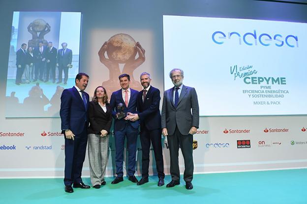 MIXER premio Cepyme