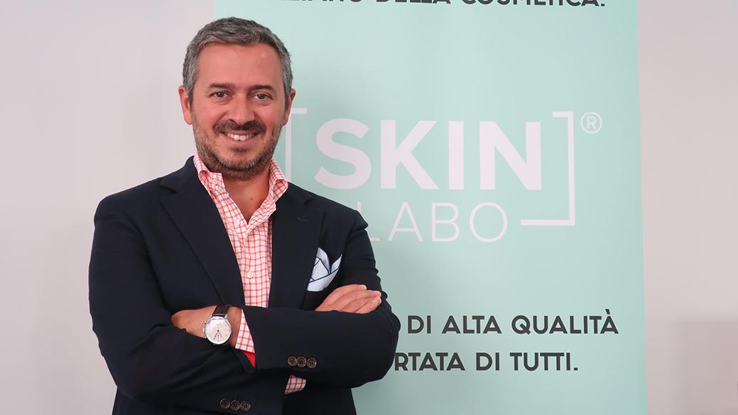 Angelo Muratore, fundador de SkinLabo