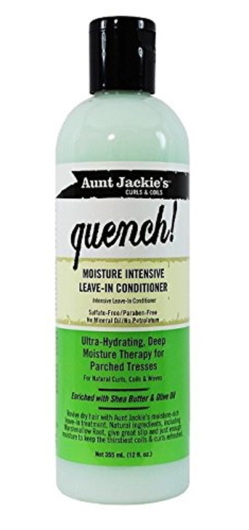 Leave in Quench, Aunt Jackie's