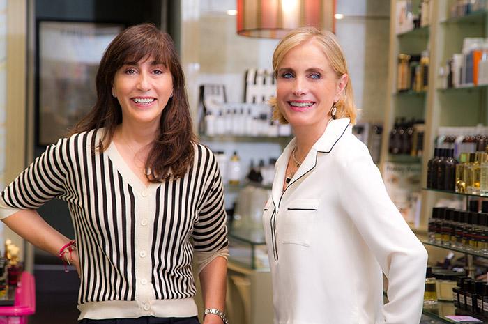 Alicia e Isabel de Nadia Perfumería