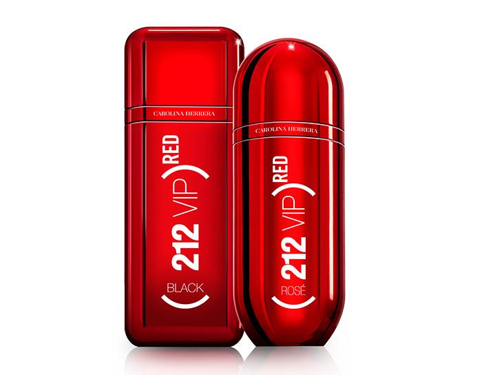 212 Vip Red Carolina Herrera