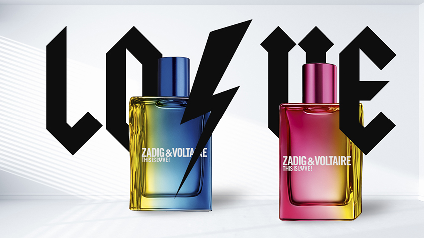 This is Love!, Zadig & Voltaire
