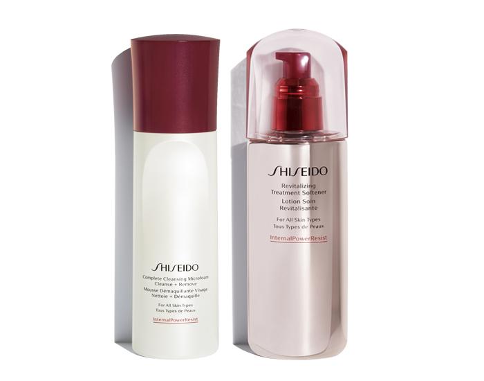 Desmaquillantes y limpiadores Shiseido