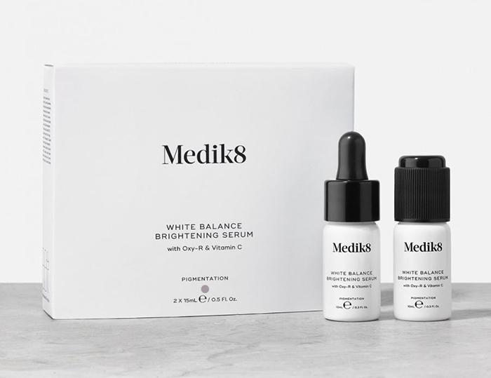 White Balance Brightening Serum Medik 8