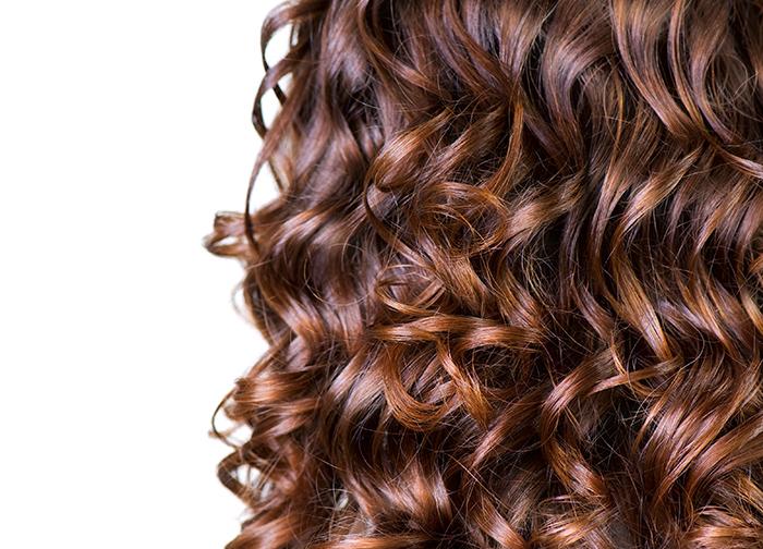 diccionario curly melena rizada
