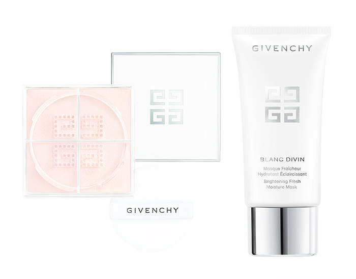 Givenchy Blanc Divin Línea de tratamiento blanqueadora