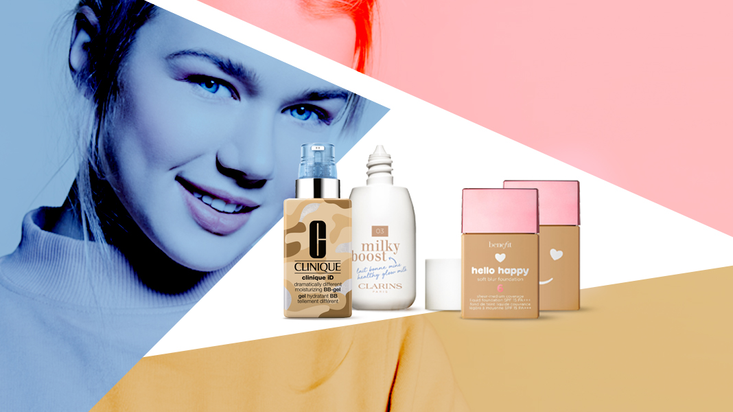 Mejores bases de maquillaje para piel joven