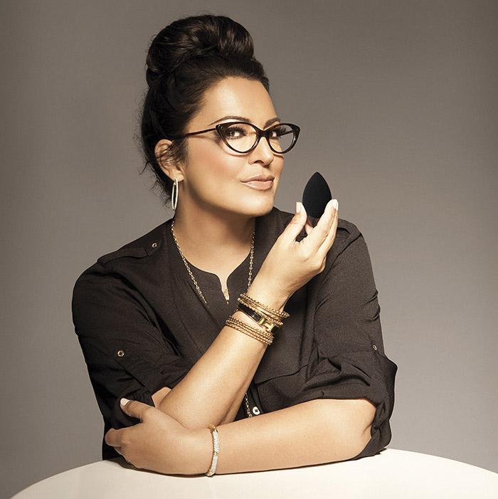 Rea Ann Silva fundadora y CEO de Beautyblender