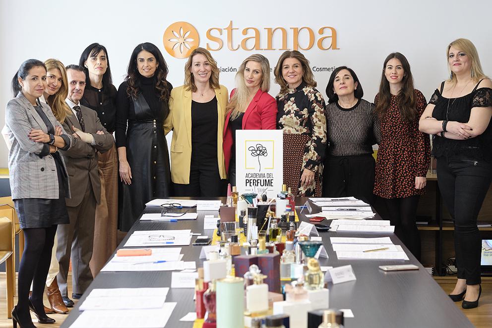 Academia del perfume, jurado directores de formación. XIII edición Premios Academia del Perfume