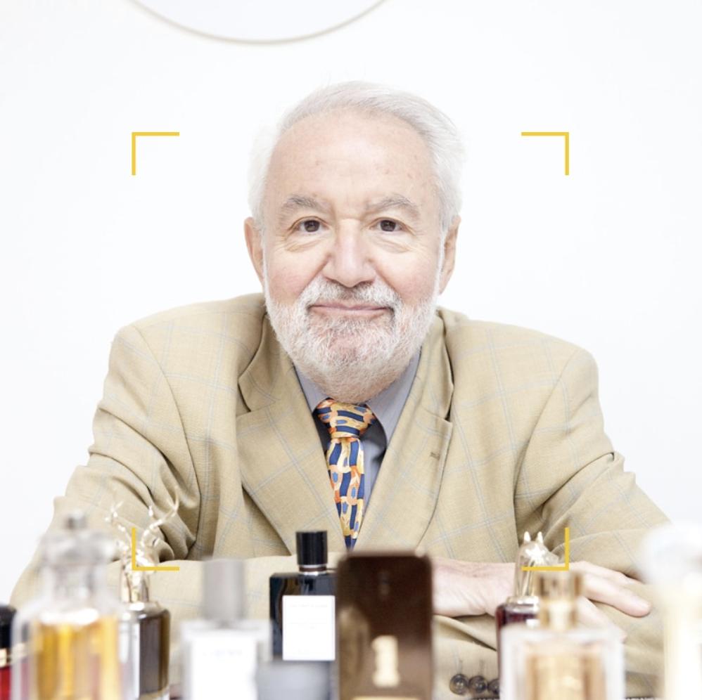 La Academia del Perfume llora la pérdida de Juan Luna