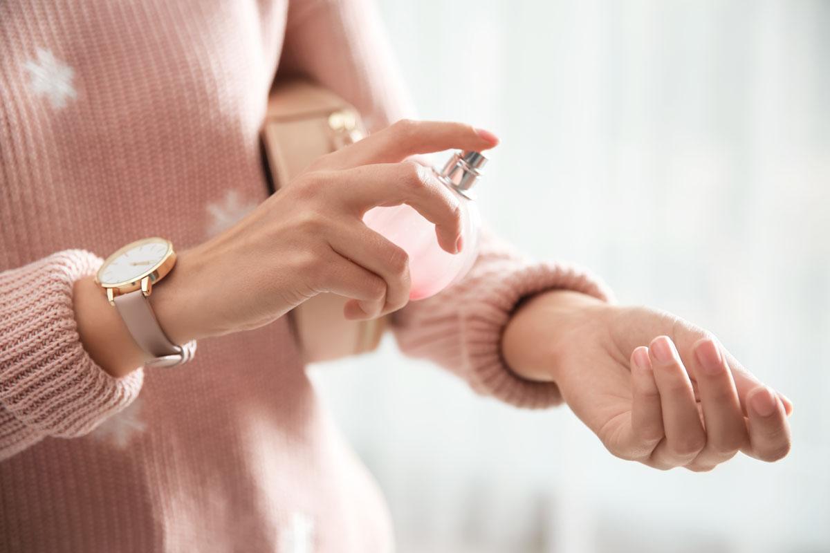 Actividades para hacer en casa semana del perfume