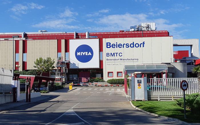 Fabrica NIVEA Beiersdorf Tres Cantos