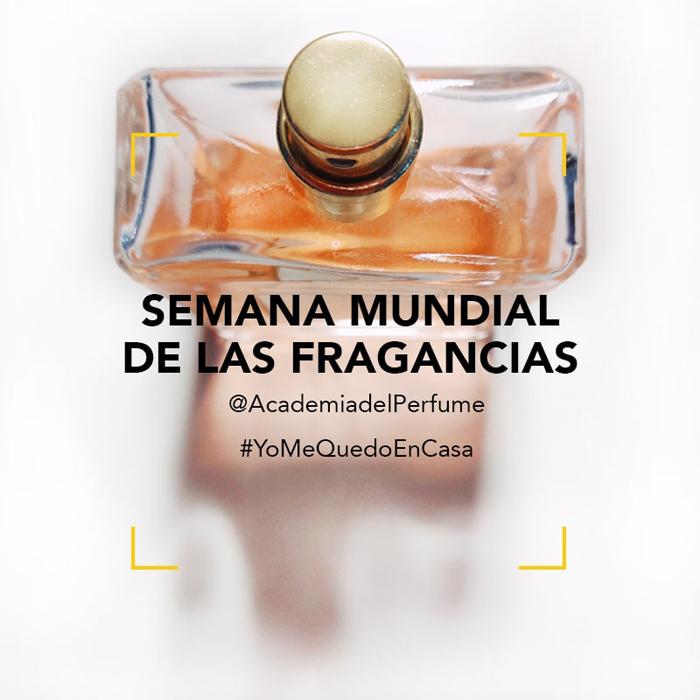 Semana Mundial de las Fragancias Academia del Perfume