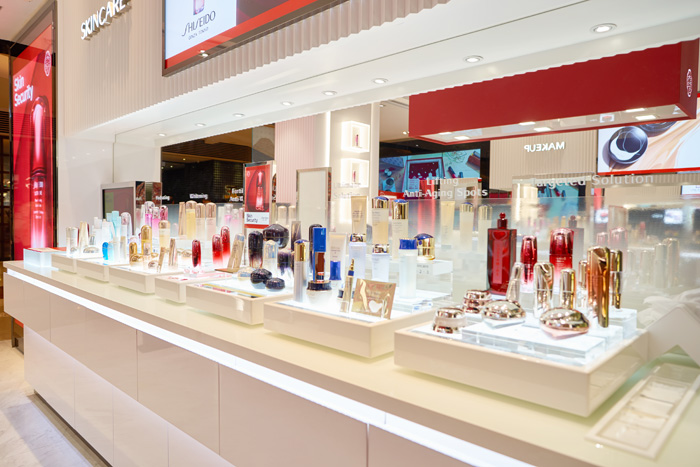 Shiseido medidas coronavirus