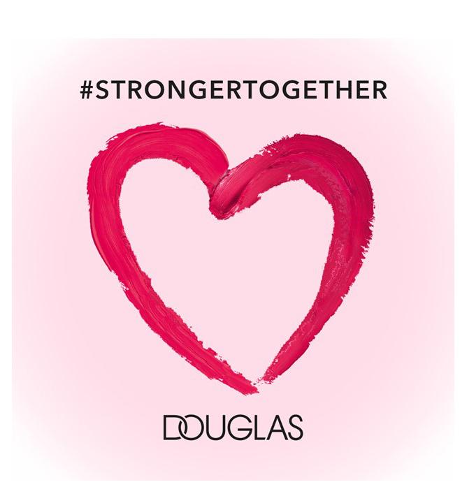 DOUGLAS, para el post Tú también puedes ayudar a Cruz Roja comprando belleza en Douglas