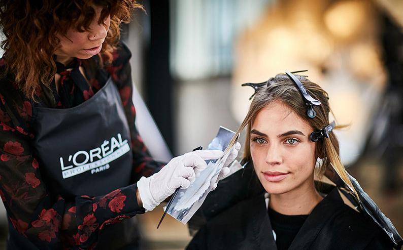 L'Oréal desarrolla un plan de apoyo para salones de peluquería