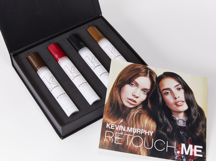 Trucos para disimular canas Kevin Murphy Retouch Me